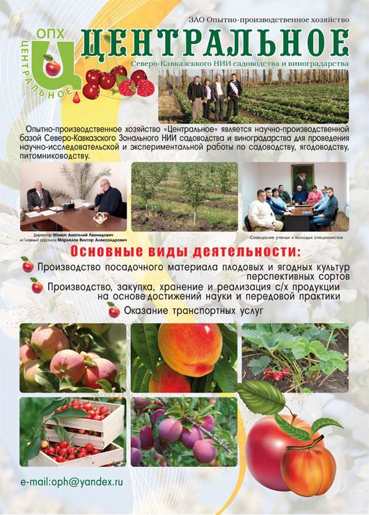 Технологии выращивания плодовых и ягодных культур 65